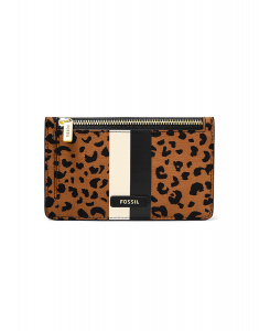 Fossil Logan Zip Card Case SL6356989