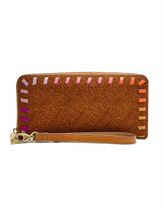 Fossil Logan RFID Zip Around Clutch SL6369231