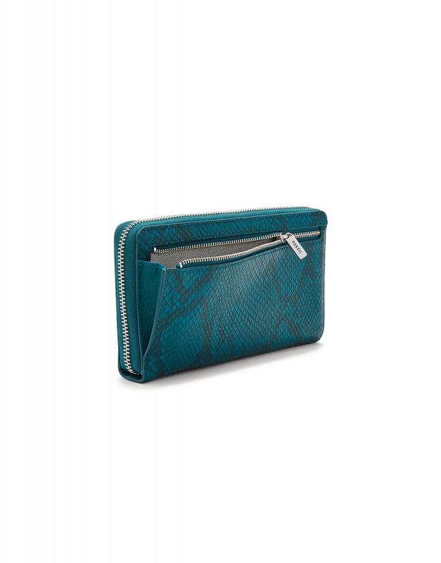 Portofel Fossil Liza Zip Around Clutch SL6408557