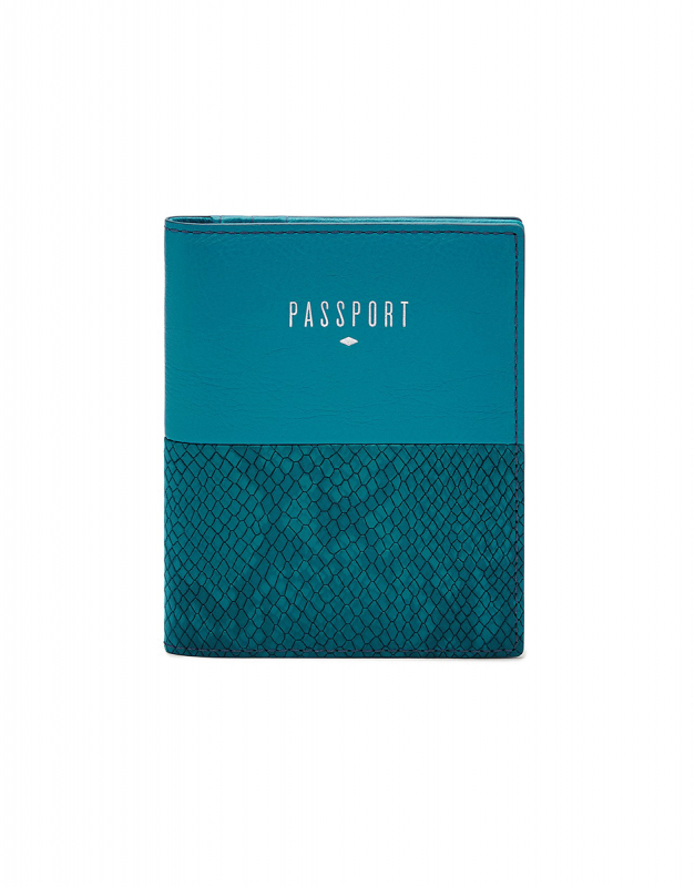 Suport de pasaport Fossil Travel Passport Case SLG1430983
