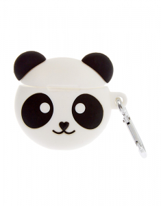 Claire`s Panda Silicone Earbud Case Cover 59702