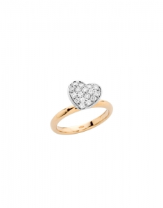 Hulchi Belluni Heart 41102s-RWW