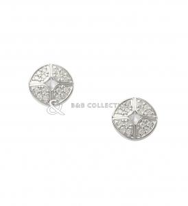 Fossil Sterling Silver JFS00008040