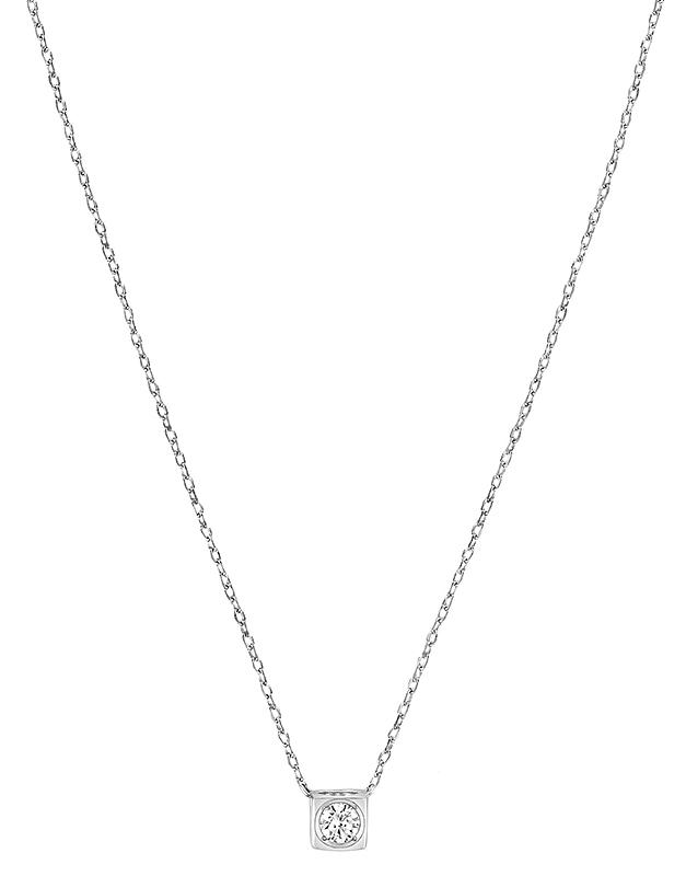 Coliere Dinh Van Le Cube Diamant 608113-W