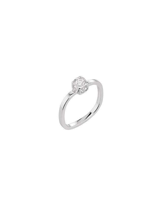 Inele Dinh Van Le Cube Diamant 208212-W