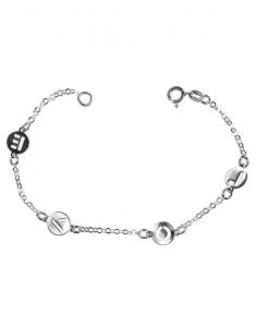 Bijuterii Argint Trendy BRN 15727-LOVE