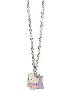 Hello Kitty Alphabetic Necklaces ALNI