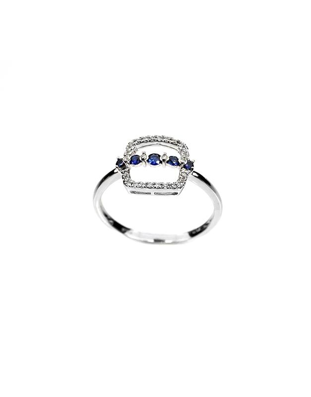 Inele Bijuterie aur R24776S-W