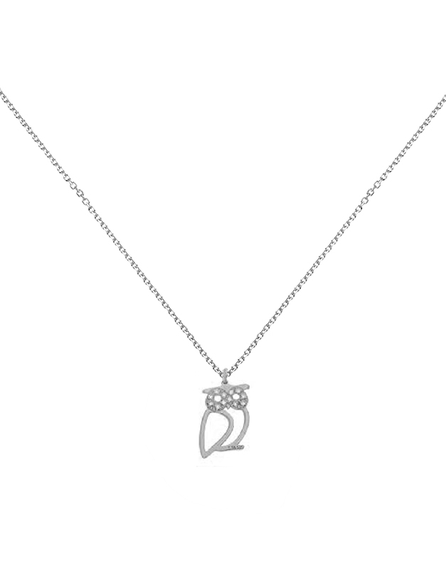 Coliere Ekan Diamonds Owl XK1965ML