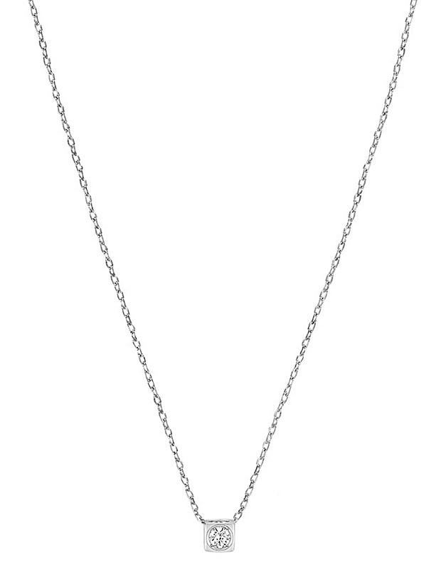 Coliere Dinh Van Le Cube Diamant 608312-W
