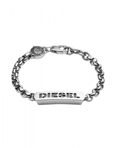 Diesel Single Dog Tag DX0993040