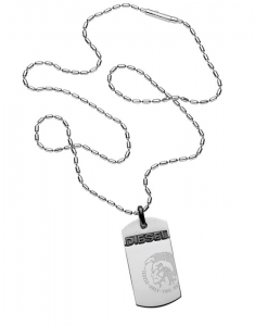 Diesel Single Dog Tag DX0007040
