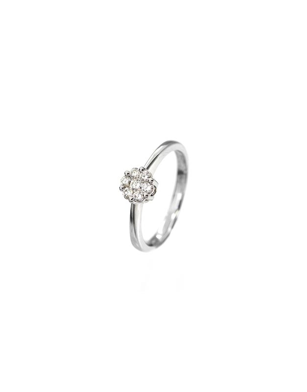 Inele de logodna Giorgio Visconti Engagement ABX12293-0.15CT