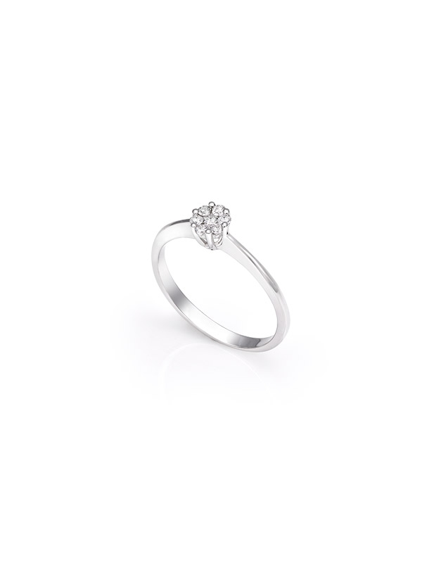 Inele de logodna Giorgio Visconti Engagement ABX15504-0.15CT