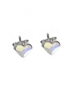 Bijuterii Argint Love 27370AG-RH-AB