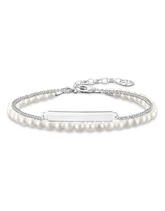 bratara Thomas Sabo Love Bridge LBA0116-082-14-L19V