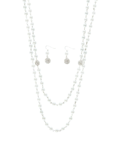Claire's Party Jewelry Set colier-cercei 25492