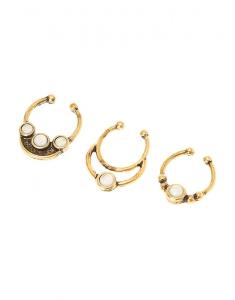 Claire's Specialty Jewelry Set piercinguri 36444