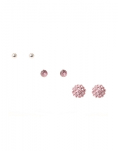 Claire's Under 12 Tree Earrings Set cercei 89971