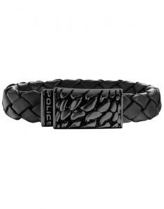 Police Men Bracelets PJ.25729BLB/01-S