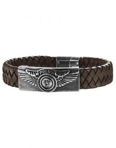 Police Men Bracelets PJ.25717BLC/02-S