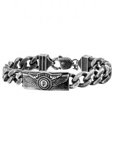 Police Men Bracelets PJ.25725BSE/01-S