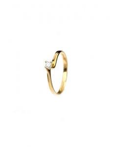 Comete Gold Solitari D'Amore ANB1686-0002