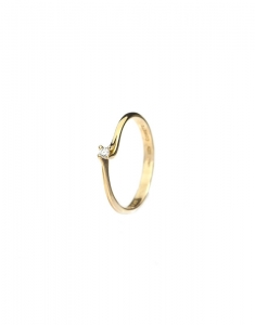 Comete Gold Solitari D'Amore ANB1674-0002