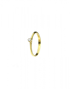 Comete Gold Solitari D'Amore ANB1672-0001