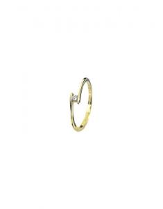 Comete Gold Solitari D'Amore ANB1677-0001