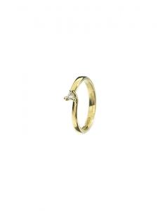 Comete Gold Solitari D'Amore ANB934-0001