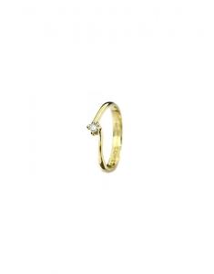 Comete Gold Solitari D'Amore ANB724-0001