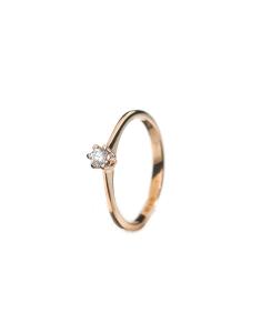 Comete Gold Solitari D'Amore ANB1683-0002
