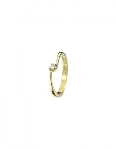 Comete Gold Solitari D'Amore ANB722-0001