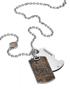 Diesel Double Dog Tag DX1079040