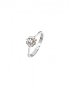 Giorgio Visconti Engagement AB11367B-0.33CT