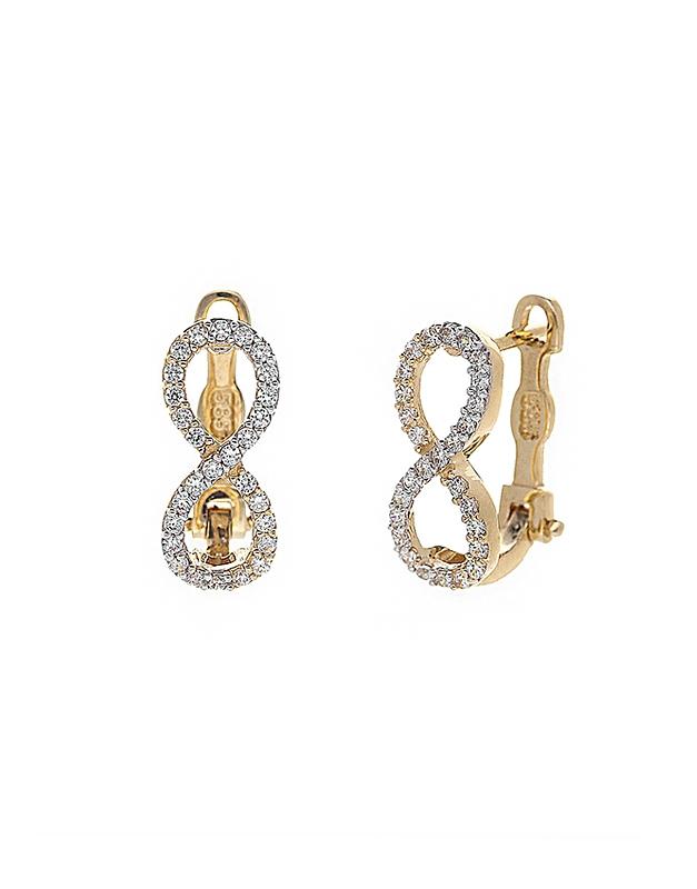intra online asa ieftin site-ul oficial Bijuterii - Cercei Bijuterie Aur LAL-012Y-C B&B Collection