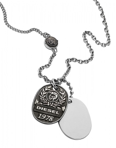 Diesel Double Dog Tag DX1106040