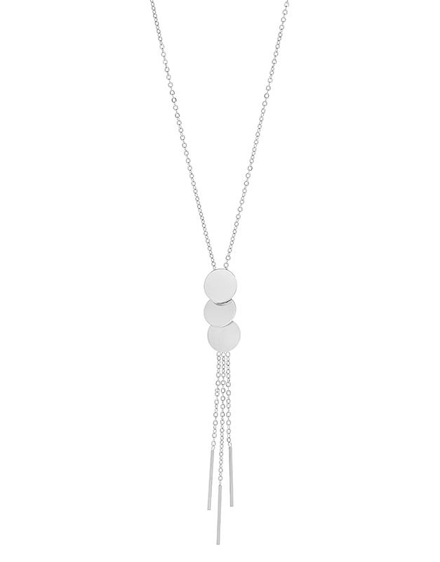 Coliere Zag Bijoux White SNM4239-08500UNI
