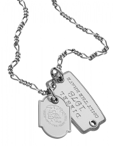 Diesel Double Dog Tag DX1132040