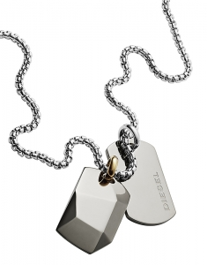 Diesel Double Dog Tag DX1144040