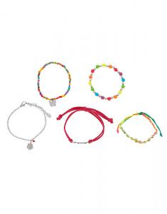 Claire's Novelty Jewelry Set Bratari 13793