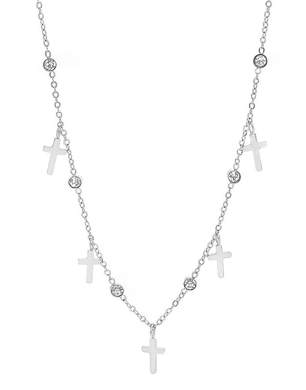 Coliere Zag Bijoux White SNS6660-09000WHT