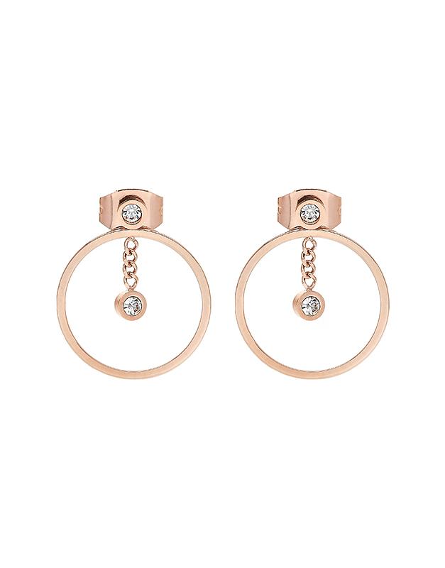 Cercei Zag Bijoux Pink SEM4198-08802UNI
