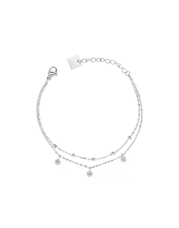 Bratari Zag Bijoux White SBX5823-08500WHT