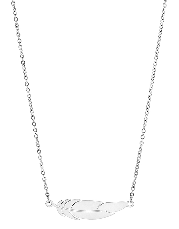 Coliere Zag Bijoux White SNS0666-06500UNI