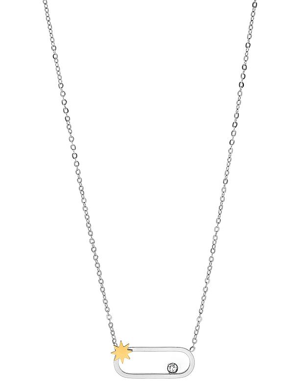 Coliere Zag Bijoux White SNS5307-07500MIX