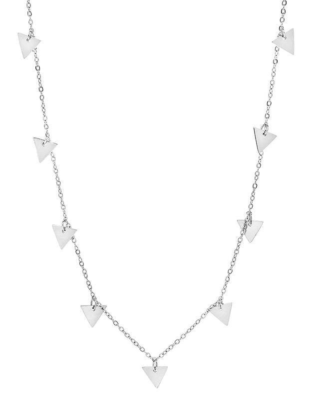 Coliere Zag Bijoux White SNS6379-08200UNI