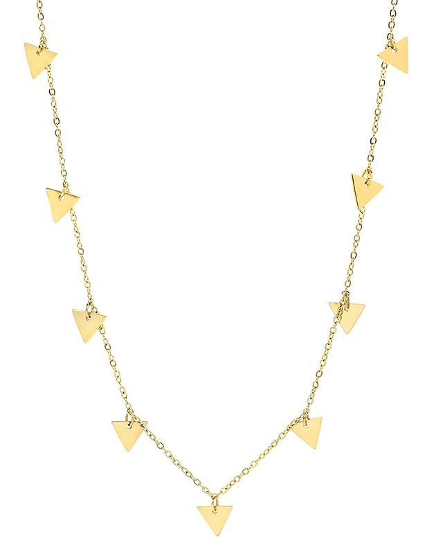 Coliere Zag Bijoux Yellow SNS6379-11101UNI