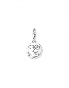 Thomas Sabo Charm Club Love & Friendship 1058-001-12